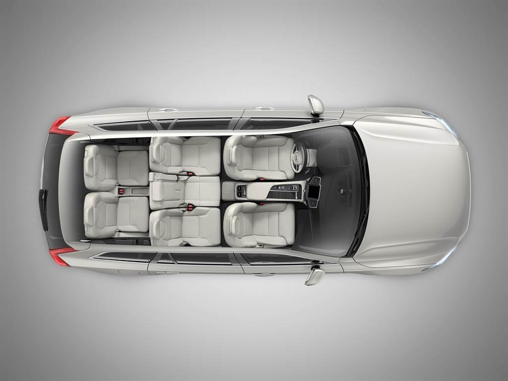 VOLVO XC90 獲美國《Parents Magazine》評選為最佳家庭用車