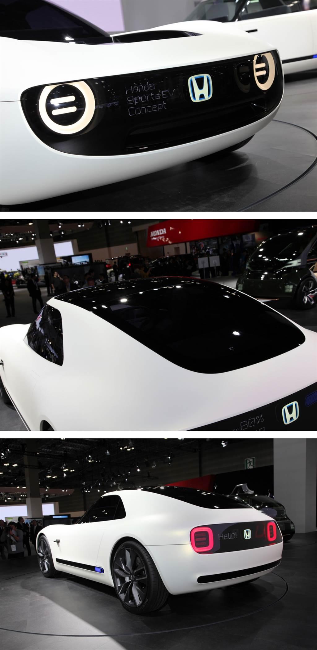 S600/S800 Coupe 現代版化身將至?Honda Sports EV Concept 量產版積極測試中