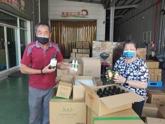 萬華成疫情重災區 台南企業贈乾洗手防疫用品近百萬