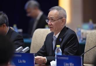 大陸副總理劉鶴首度和美國貿易代表戴琪通話
