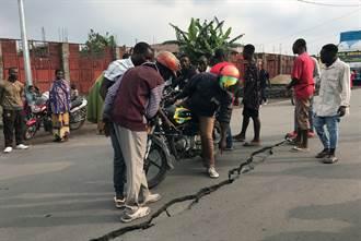 民主剛果火山噴發餘震近300次 居民再度撤逃