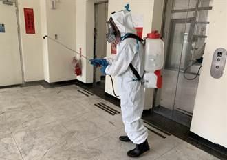 北市6名快篩陽性消防員PCR皆陰性 防疫專責分隊接種已逾8成
