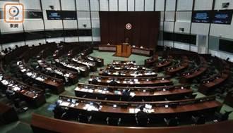 香港立法會三讀通過完善選舉制度條例草案