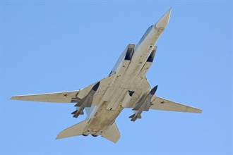 俄Tu-22M3轟炸機 攜KH-32航艦殺手飛越地中海