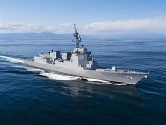 日新神盾艦預算爆炸 比最初計畫高出1倍