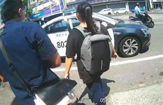 假檢警老梗又來騙 老翁報警當場逮車手