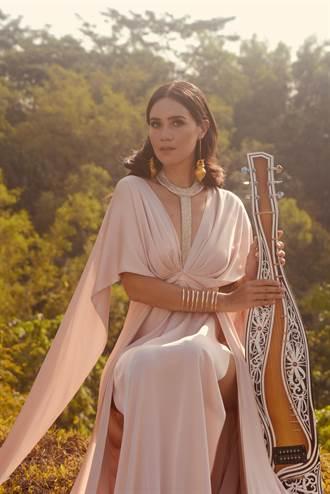 演奏家阿蓮娜古調新彈 望春風吹婆羅洲風