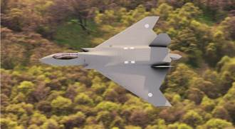 英國「暴風雨」6代戰機 今夏進入設計階段