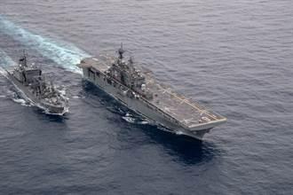 西太平洋少了航空母艦 美軍可能這麼做
