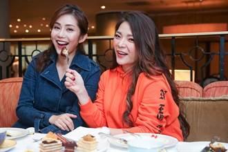 小甜甜告白慶生王宇婕 遭酸現實「閨蜜不是蝴蝶嗎」笑了