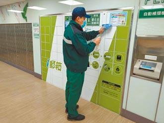 中華郵政i郵箱 防疫物流利器