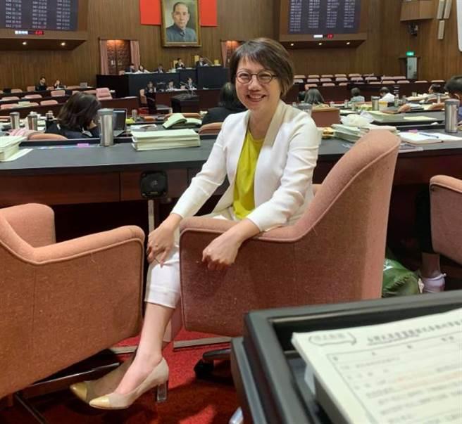 民進黨立委范雲。(取自范雲臉書)