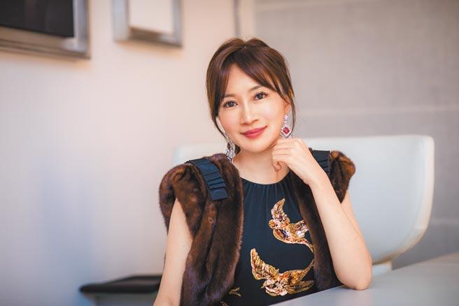 台灣珠寶設計師胡茵菲自創品牌Anna Hu與Moussaieff聯手合作,站上國際珠寶舞台。(Anna Hu提供)