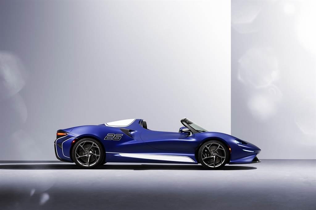 McLaren應客戶要求,推出「擋風」版本Elva