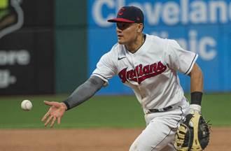 MLB》張育成敲安 跑出生涯首次盜壘成台灣第三人