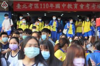 全國229名學生確診 全教總籲教部研議考試防疫原則