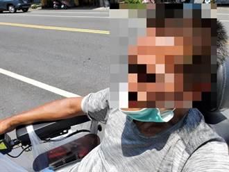 戶外「脫罩抽菸」遭警開3千罰單 屏東男嘆:「這支菸好貴」