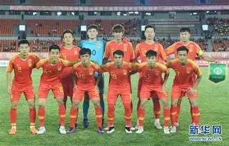 陸體育總局:2035年足球成為中國建成體育強國標誌性事業