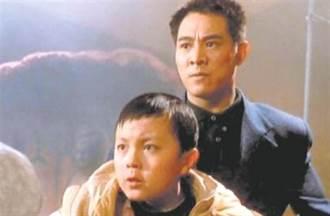 《赤子威龍》李連杰兒子 消失演藝圈他37歲近況曝光