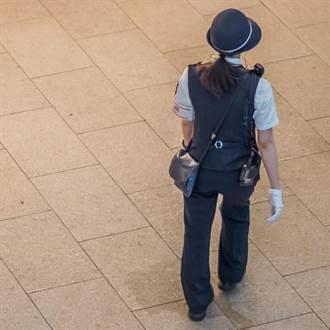 「來慰勞我一下嘛」 日20多歲女警派出所激戰被抓包