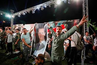 阿塞德連任敘利亞總統 俄羅斯稱慶