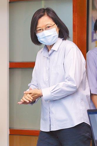游盈隆示警 民進黨支持度瀕崩盤