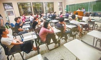 警察國安鐵路特考 延至9月25日
