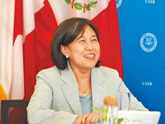 劉鶴戴琪通話 強調雙邊貿易重要