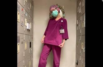 24歲護理師哽咽訴心聲 于美人一張照爆氣揭急診室慘況