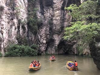 貴州天河潭公園升級改造 助力當地少數民族脫貧