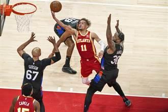 NBA》忘卻被吐口水陰影 崔楊領老鷹啄退尼克高飛