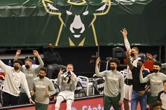 NBA》拒絕故意擺爛!公鹿全隊堅持首輪硬碰熱火