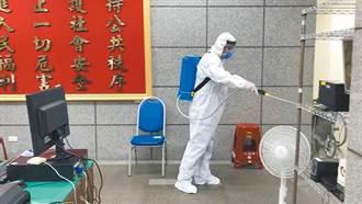 中市驚傳1女警確診 4警快篩陽性 衛生局:下午記者會說明