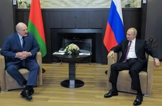 白俄迫客機轉降惹眾怒 蒲亭相挺:兩國關係密切