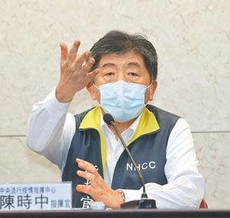 坦言疫情不是太好 陳時中:台灣不蓋方艙醫院