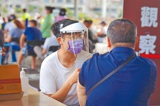 提高施打效率 竹市增專責接種站