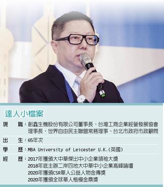職場達人-創鑫生機股份有限公司董事長 郭煜杰從產地到行銷 串起食品產業鏈