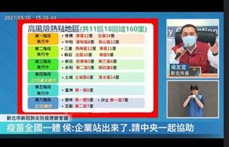 慢性病確診者接續離世 侯友宜哽咽:中央不要再刁難民間買疫苗