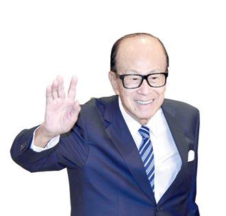 人物剪影  世界知名的大陸富豪-長實集團創辦人身家343億美元 李嘉誠 93歲李超人 香港夢最佳代表
