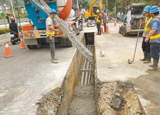 台北挖路工程 6月1日起需使用再生粒料