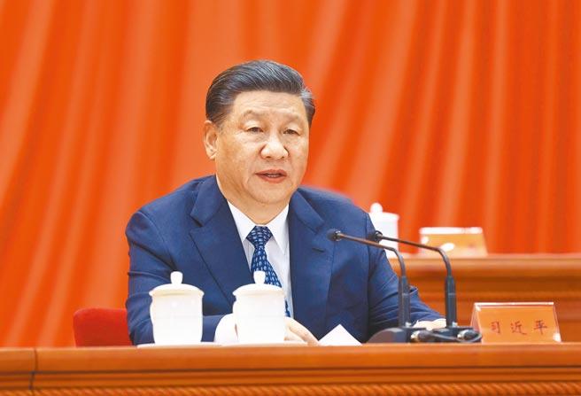 中國國家主席習近平(新華社)