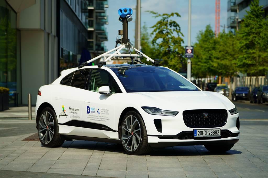 Jaguar Land Rover工程師已將Google街景和與空氣品質監測等技術整合至屢獲殊榮的Jaguar I-PACE車輛上,並在都柏林啟動以記錄未來12個月的數據。