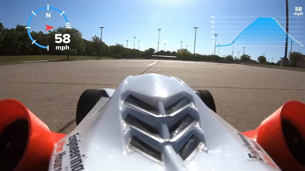 加速到時速 96 公里只要 1.5 秒!這台「電動車」比特斯拉 Roadster 2 更猛