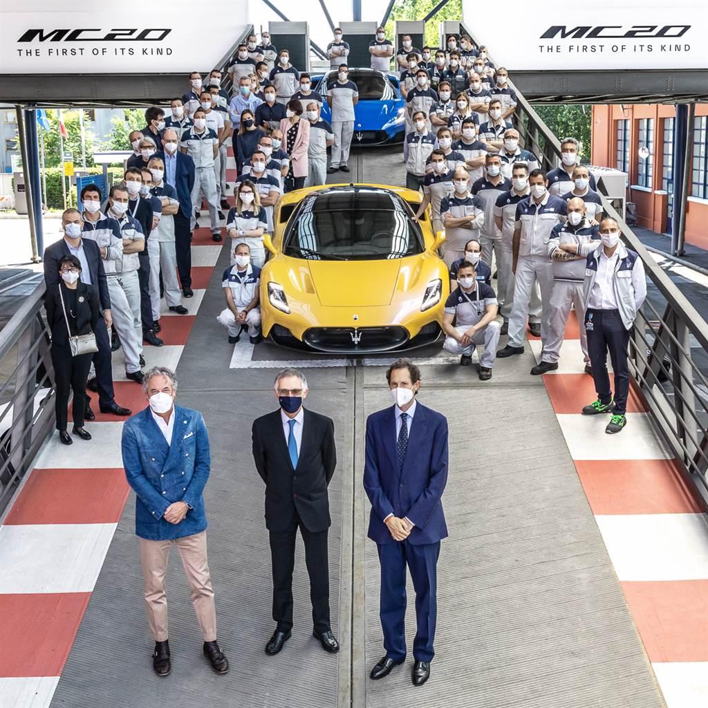 品牌第二款跑旅呼之欲出! Maserati 搶先曝光 Grecale 原型車