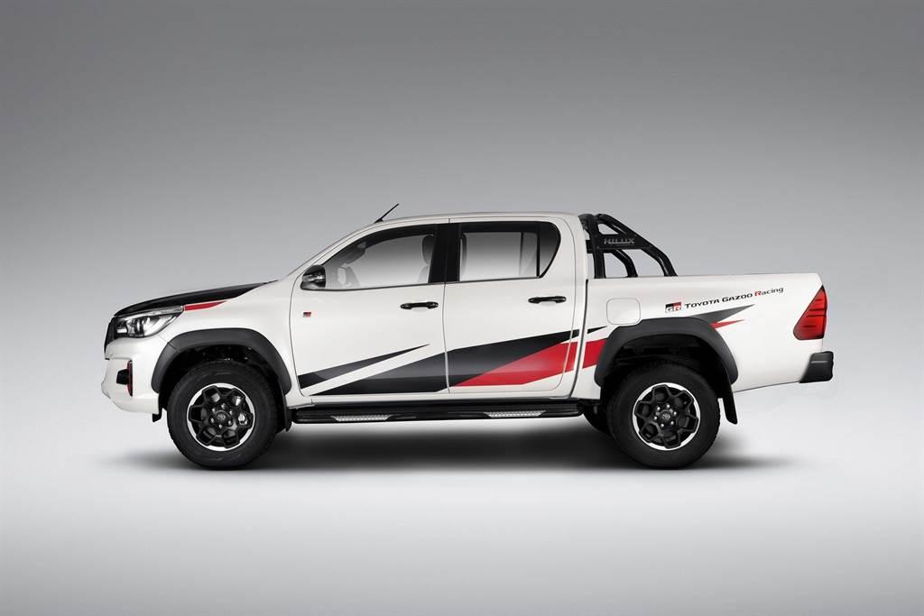 強化皮卡戰力,Toyota HILUX GR SPORT 小改款返回日本販售、其餘亞洲市場評估中