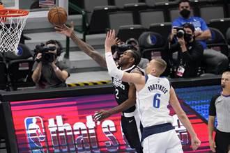 NBA》主場球隊沒贏過!快艇再宰獨行俠扳成2平