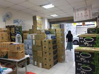萬華在地自救 社福單位、店家攜手送暖