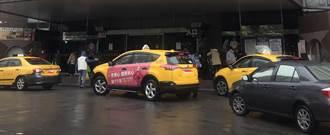 基隆計程車司機確診 台北排班載送19名乘客