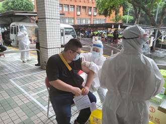 新北8000警力專用疫苗6月1日送達 分梯施打士氣大振