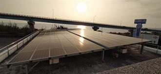 北基三年後太陽光電總裝置容量達533百萬瓦(MW) 明年貢獻近10億元